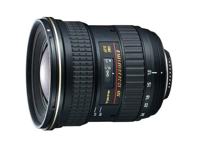 objectif grand angle tokina at x 12 24 mm af pro dx ii f 4 monture nikon. Black Bedroom Furniture Sets. Home Design Ideas