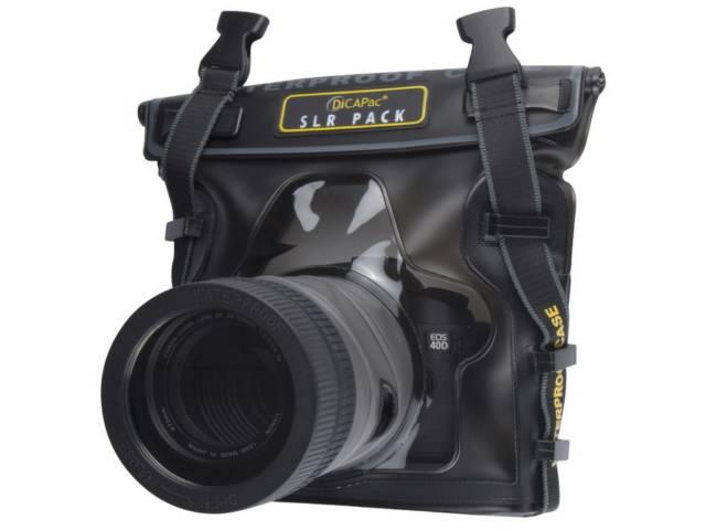 Dicapac wp s10 en stock au meilleur prix for Housse appareil photo reflex