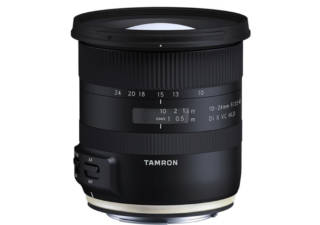 TAMRON 10-24mm F/3.5-4.5 Di II VC HLD monture Canon objectif photo
