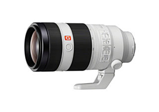 SONY FE 100-400mm F4.5-5.6 GM OSS Monture E objectif photo