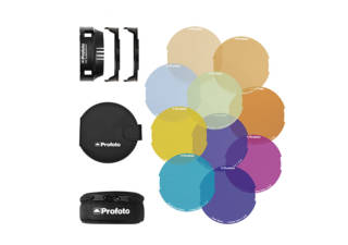 PROFOTO Kit filtres couleurs OCF color gel starter