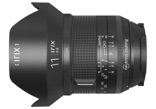 Irix 11 mm f/4 Firefly monture NIKON objectif photo