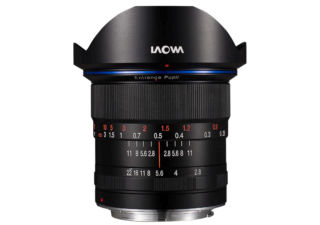 LAOWA 12mm f/2.8 Zero-D monture Nikon objectif photo