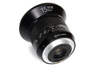 IRIX 15 mm f/2.4 Blackstone monture PENTAX objectif photo
