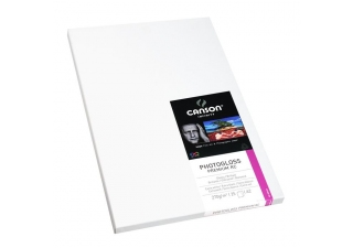 CANSON Infinity PhotoGloss Premium RC papier photo brillant 270g A2 25 feuilles