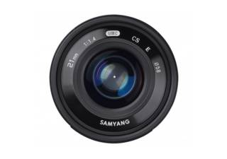 SAMYANG 21 mm f/1.4 ED AS UMC CS Sony E objectif photo hybride