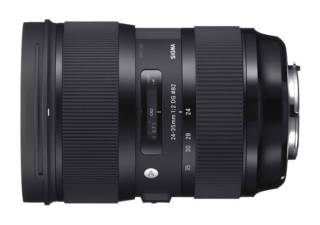 SIGMA ART 24-35 mm f/2 DG HSM monture CANON objectif photo