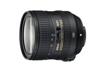 NIKON AF-S NIKKOR 24-85 mm f/3.5-4.5G ED VR objectif photo