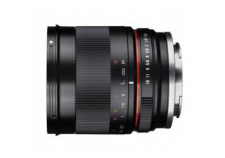 SAMYANG 35 mm f/1.2 ED AS UMC CS Fuji X objectif photo hybride