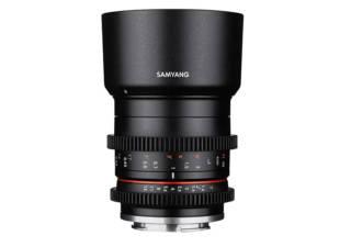 SAMYANG 35 mm T1.3 ED AS UMC CS Sony E objectif vidéo hybride