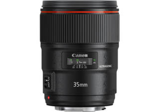 CANON EF 35 mm f/1.4L USM II objectif photo