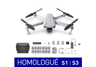 DJI Mavic Air 2 Fly More Combo homologué S1 - S3