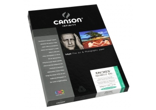 CANSON Infinity Arches Aquarelle Rag 240g A4 25 feuilles