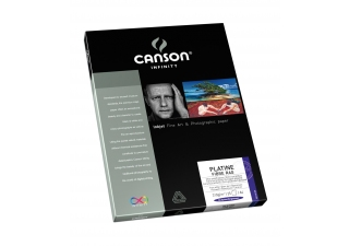 CANSON Infinity Platine Fibre Rag 310g A4 25 feuilles