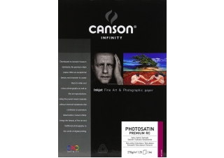 CANSON Infinity PhotoSatin Premium RC papier photo satin 270g A4 25 feuilles