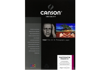 CANSON Infinity PhotoSatin Premium RC papier photo satin 270g A3 25 feuilles