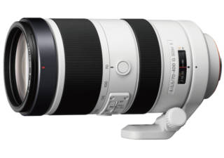 SONY 70-400 mm f/4-5.6 G SSM II monture Sony A objectif photo