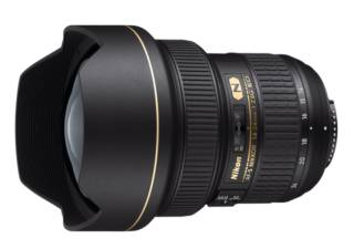 NIKON AF-S 14-24 mm f/2.8G ED objectif photo