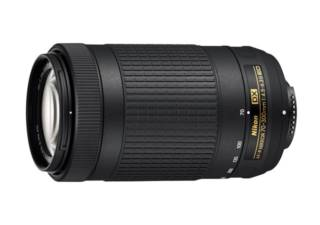 NIKON AF-P DX NIKKOR 70-300 mm f/4.5-6.3G ED objectif photo