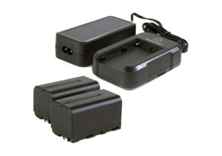 ATOMOS kit batteries NP-F750