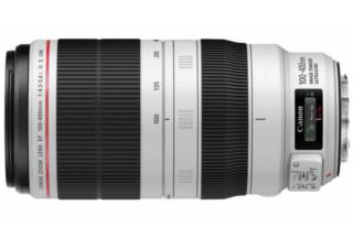 CANON EF 100-400 mm f/4.5-5.6 L IS II USM