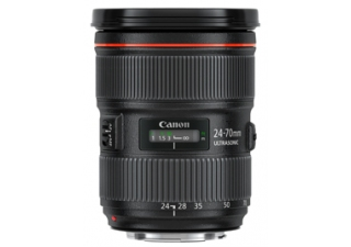 CANON EF 24-70 mm f/2.8L II USM objectif photo