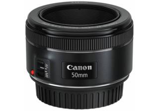 CANON EF 50 mm f/1.8 STM objectif photo