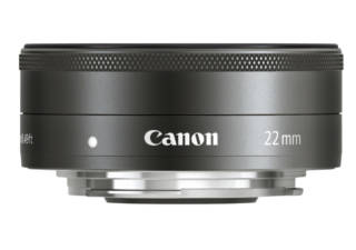 CANON EF-M 22 mm f/2 STM objectif photo hybride