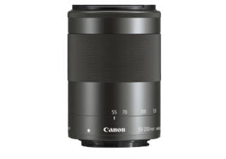 CANON EF-M 55-200 mm f/4,5-6,3 IS STM objectif photo