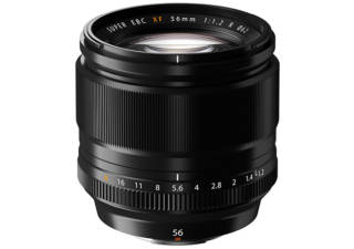 FUJIFILM XF 56 mm f/1.2 R objectif photo