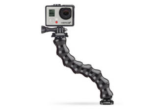 GOPRO fixation flexible Gooseneck