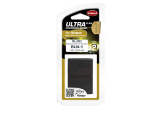 Hahnel batterie Li-Ion ultra HL-ON1 compatible Olympus BLN-1