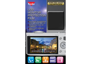 KENKO kit de films de protection LCD pour CANON EOS 5D Mark III