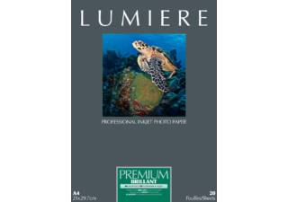 LUMIERE papier photo PREMIUM RC brillant A4 20F 290gr