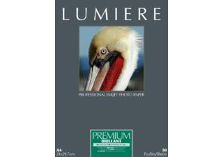 LUMIERE papier photo PREMIUM RC brillant A4 50F 270gr