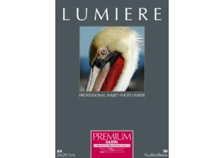 LUMIERE papier photo PREMIUM RC SATIN A4 50F 270gr
