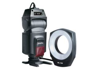 GODOX torche Macro Ring Flash ML-150