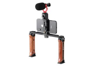 Leofoto MOJO Dual handle kit VC-2