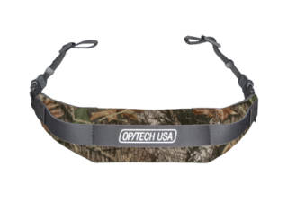 OPTECH USA courroie photo néoprène pro strap camouflage