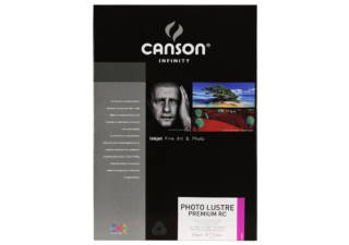 CANSON Infinity Lustre Premium RC 310g A2 25 feuilles