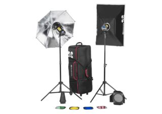 QUADRALITE kit Move X 400 flash