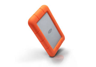 LACIE disque dur externe Rugged Mini USB 3.0 4 To