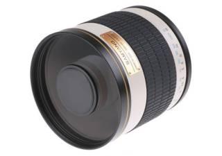Objectif photo samyang 500 mm f 6 3 mc if miroir monture for Objectif miroir