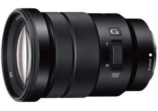 SONY E PZ 18-105 mm f/4 G OSS monture Sony E objectif photo hybride
