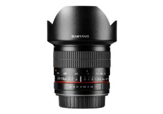 SAMYANG 10 mm f/2.8 ED AS NCS CS monture SONY objectif photo