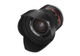 SAMYANG 12 mm f2 NCS CS monture FUJI X objectif photo