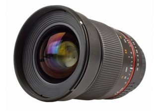 SAMYANG 24 mm f/1.4 ED AS IF UMC monture CANON objectif photo