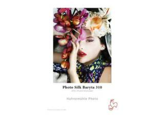 HAHNEMUHLE Photo Silk Baryta papier photo 25 feuilles A3+ 310 gr