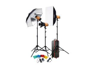 GODOX kit flash de studio Smart 300 SDI-D 3 x 300Ws