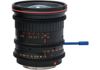 TOKINA AT-X 11-16 mm f/2.8 monture Micro 4/3 objectif cinema zoom